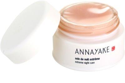 Annayake Extreme Line Firmness crema de noapte pentru fermitate 1