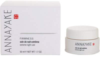 Annayake Extreme Line Firmness crema de noapte pentru fermitate 2