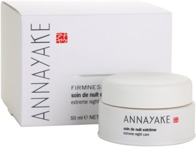 Annayake Extreme Line Firmness crema de noapte pentru fermitate 3