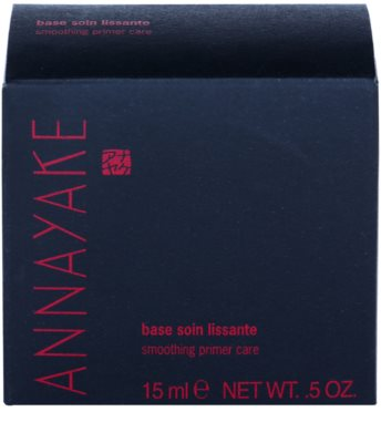 Annayake Face Make-Up base de maquilhagem alisante 2