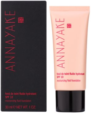 Annayake Face Make-Up lehký hydratační make-up SPF 10 1