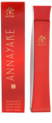 Annayake Matsuri Eau de Toilette para mulheres