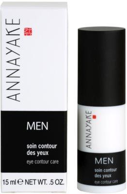 Annayake Men's Line creme para o contorno dos olhos 2