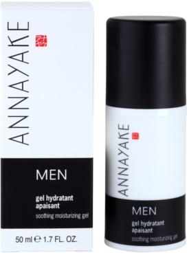 Annayake Men's Line żel kojący o dzłałaniu nawilżającym 2