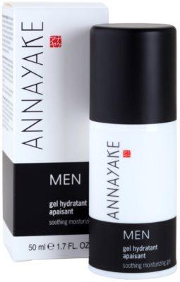 Annayake Men's Line żel kojący o dzłałaniu nawilżającym 3