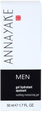 Annayake Men's Line żel kojący o dzłałaniu nawilżającym 4