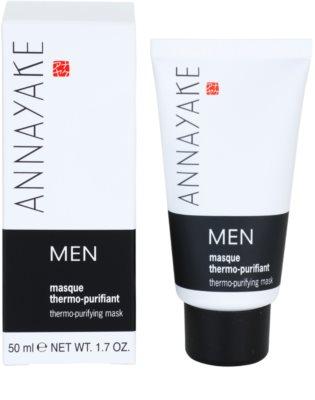 Annayake Men's Line очищаюча маска для чоловіків 1