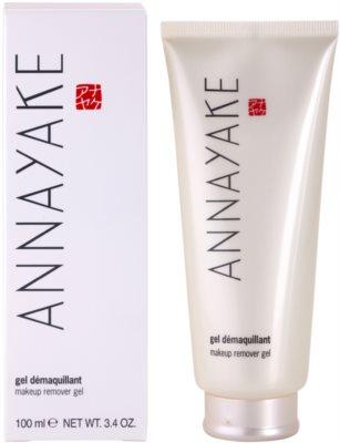 Annayake Purity Moment desmaquillante textura gel para todo tipo de pieles 1
