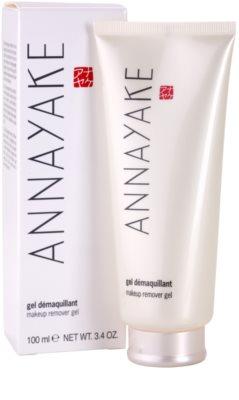 Annayake Purity Moment desmaquillante textura gel para todo tipo de pieles 2