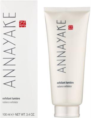 Annayake Purity Moment peeling para pele radiante 1
