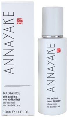 Annayake Extreme Line Radiance oсвежаваща грижа за шия и деколте 2