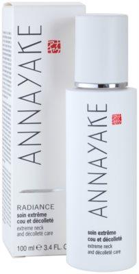 Annayake Extreme Line Radiance Verklärende Pflege für Hals und Dekolleté 3