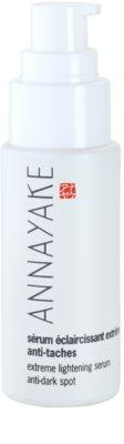 Annayake Extreme Line Radiance aufhellendes Serum gegen den dunklen Flecken 1