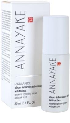 Annayake Extreme Line Radiance sérum iluminador anti-manchas escuras 3