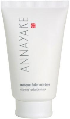 Annayake Extreme Line Radiance aufhellende Hautmaske