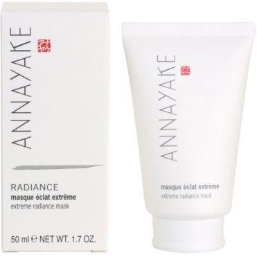 Annayake Extreme Line Radiance élénkítő maszk 1