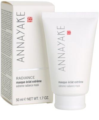 Annayake Extreme Line Radiance élénkítő maszk 2