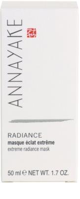 Annayake Extreme Line Radiance élénkítő maszk 3