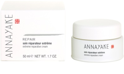 Annayake Extreme Line Repair възстановяващ крем за всички типове кожа на лицето 2