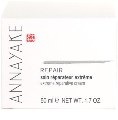 Annayake Extreme Line Repair възстановяващ крем за всички типове кожа на лицето 4