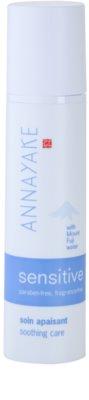 Annayake Sensitive Line crema calmante para pieles sensibles