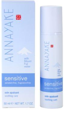 Annayake Sensitive Line crema calmanta pentru piele sensibila 2
