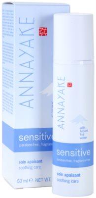 Annayake Sensitive Line crema calmanta pentru piele sensibila 3