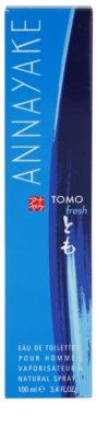 Annayake Tomo Fresh woda toaletowa dla mężczyzn 4