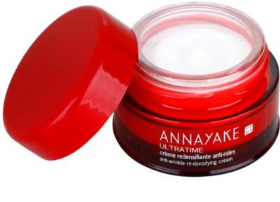 Annayake Ultratime krem przeciwzmarszczkowy przywracający gęstość skóry 1
