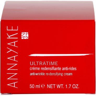 Annayake Ultratime krem przeciwzmarszczkowy przywracający gęstość skóry 3