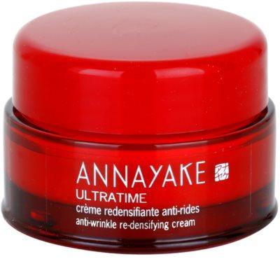 Annayake Ultratime krem przeciwzmarszczkowy przywracający gęstość skóry