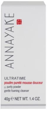 Annayake Ultratime čisticí pěnivý pudr 2