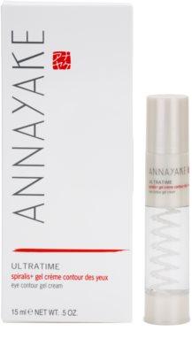 Annayake Ultratime gel crema zona ochilor 2