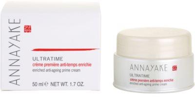 Annayake Ultratime nährende Creme gegen Hautalterung 2
