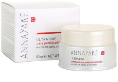 Annayake Ultratime nährende Creme gegen Hautalterung 3