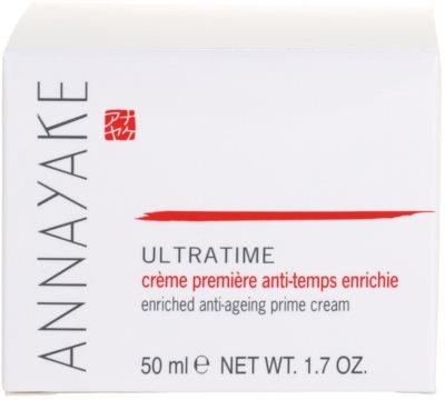 Annayake Ultratime nährende Creme gegen Hautalterung 4
