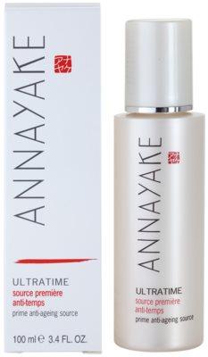Annayake Ultratime Milch gegen Hautalterung 2