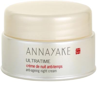 Annayake Ultratime creme de noite anti-idade de pele