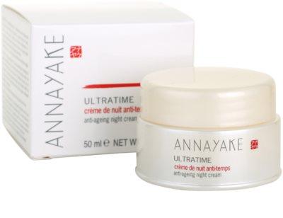 Annayake Ultratime creme de noite anti-idade de pele 3