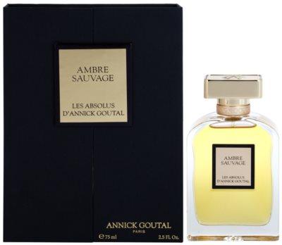 Annick Goutal Ambre Sauvage Eau de Parfum unissexo