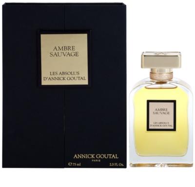 Annick Goutal Ambre Sauvage парфумована вода унісекс
