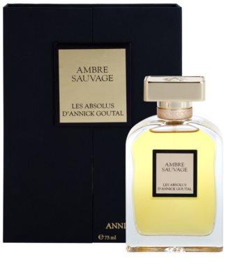 Annick Goutal Ambre Sauvage Eau de Parfum unissexo 1