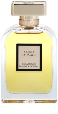 Annick Goutal Ambre Sauvage Eau de Parfum unissexo 2