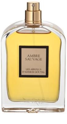Annick Goutal Ambre Sauvage eau de parfum teszter unisex 1