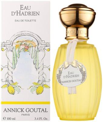 Annick Goutal Eau D´Hadrien Dolce Vita Limited Edition woda toaletowa dla kobiet