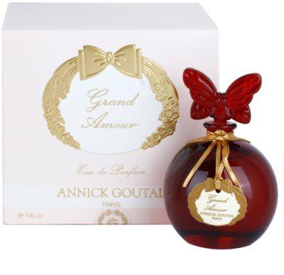 Annick Goutal Grand Amour parfémovaná voda pro ženy  (Butterfly Bottle) 1