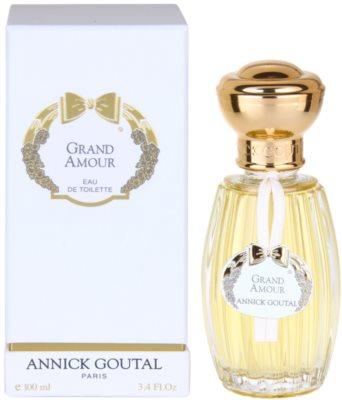 Annick Goutal Grand Amour toaletna voda za ženske