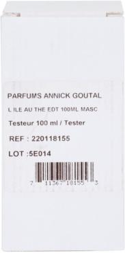 Annick Goutal L'lle Au Thé toaletní voda tester pro muže 2