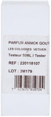 Annick Goutal Les Colognes - Vetiver kölnivíz teszter unisex 2