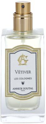 Annick Goutal Les Colognes - Vetiver kölnivíz teszter unisex
